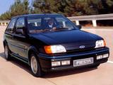 Photos of Ford Fiesta XR2i 1990–95