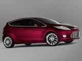 Photos of Ford Verve Concept 2007