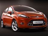 Photos of Ford Fiesta S Concept 2008