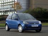 Photos of Ford Fiesta Zetec 2008