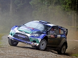 Photos of Ford Fiesta RS WRC 2012