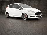 Photos of Ford Fiesta ST 3-door UK-spec 2013