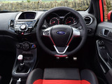 Photos of Ford Fiesta ST 5-door UK-spec 2016