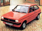 Pictures of Ford Fiesta UK-spec 1976–83