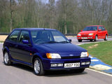Pictures of Ford Fiesta RS1800 1992–93