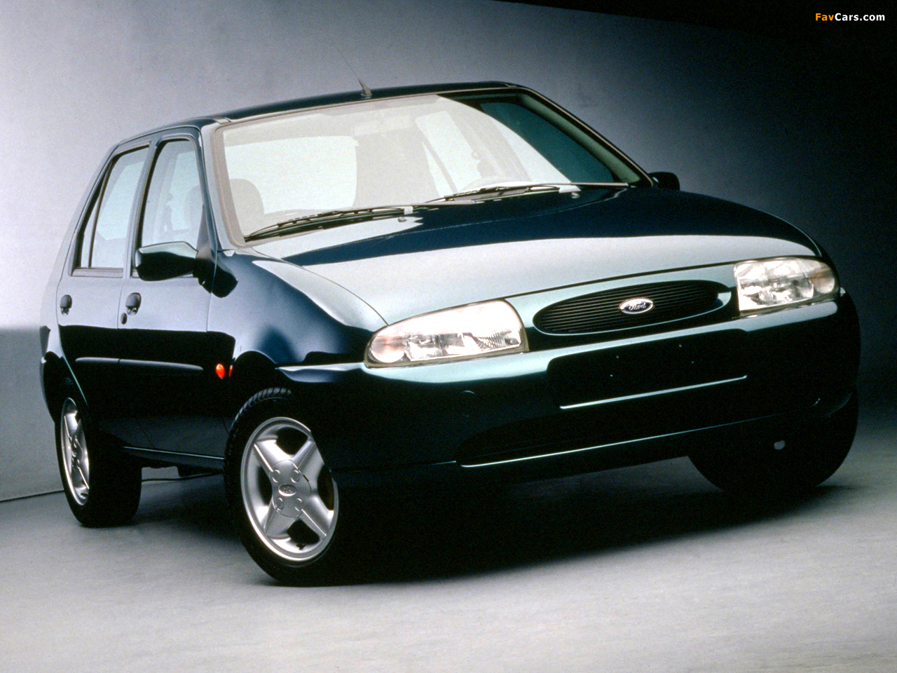 pictures of ford fiesta 5 door 1995 99 1280x960. Black Bedroom Furniture Sets. Home Design Ideas