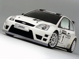 Pictures of Ford Fiesta S2000 2007