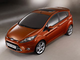 Pictures of Ford Fiesta S Concept 2008