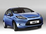 Pictures of Ford Fiesta 3-door ECOnetic UK-spec 2011