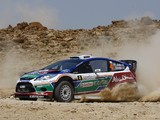 Pictures of Ford Fiesta RS WRC 2011