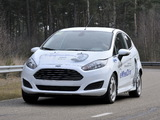 Pictures of Ford Fiesta eWheelDrive Prototype 2013