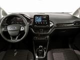 Pictures of Ford Vignale Fiesta 5-door 2017