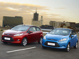 Pictures of Ford Fiesta