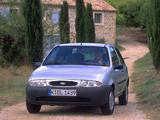 Ford Fiesta 3-door 1995–99 wallpapers