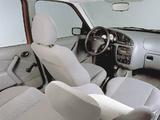 Ford Fiesta Ikon 2000–07 wallpapers