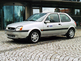 Ford Fiesta DISI Concept 2001 wallpapers