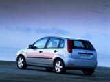форд фиеста 2002 фото #11