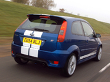 Ford Fiesta ST UK-spec 2004–05 wallpapers