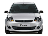 Ford Fiesta 3-door 2005–08 wallpapers