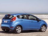 Ford Fiesta 5-door ZA-spec 2008–13 wallpapers