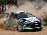 Ford Fiesta S2000 2009 wallpapers