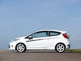 Ford Fiesta S1600 2010 wallpapers