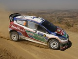 Ford Fiesta RS WRC 2011 wallpapers