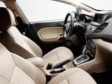 Ford Fiesta Hatchback US-spec 2013 wallpapers