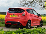 Ford Fiesta ST 5-door UK-spec 2016 wallpapers