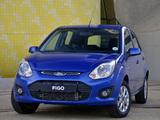 Ford Figo 2012 images