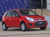 Ford Figo 2012 pictures