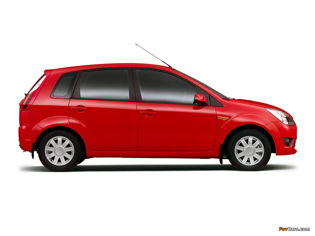 Information About Ford Figo Car
