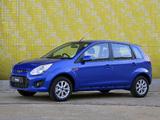 Photos of Ford Figo 2012
