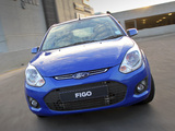 Pictures of Ford Figo 2012