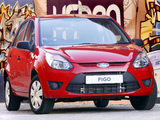 Ford Figo 2009–12 wallpapers
