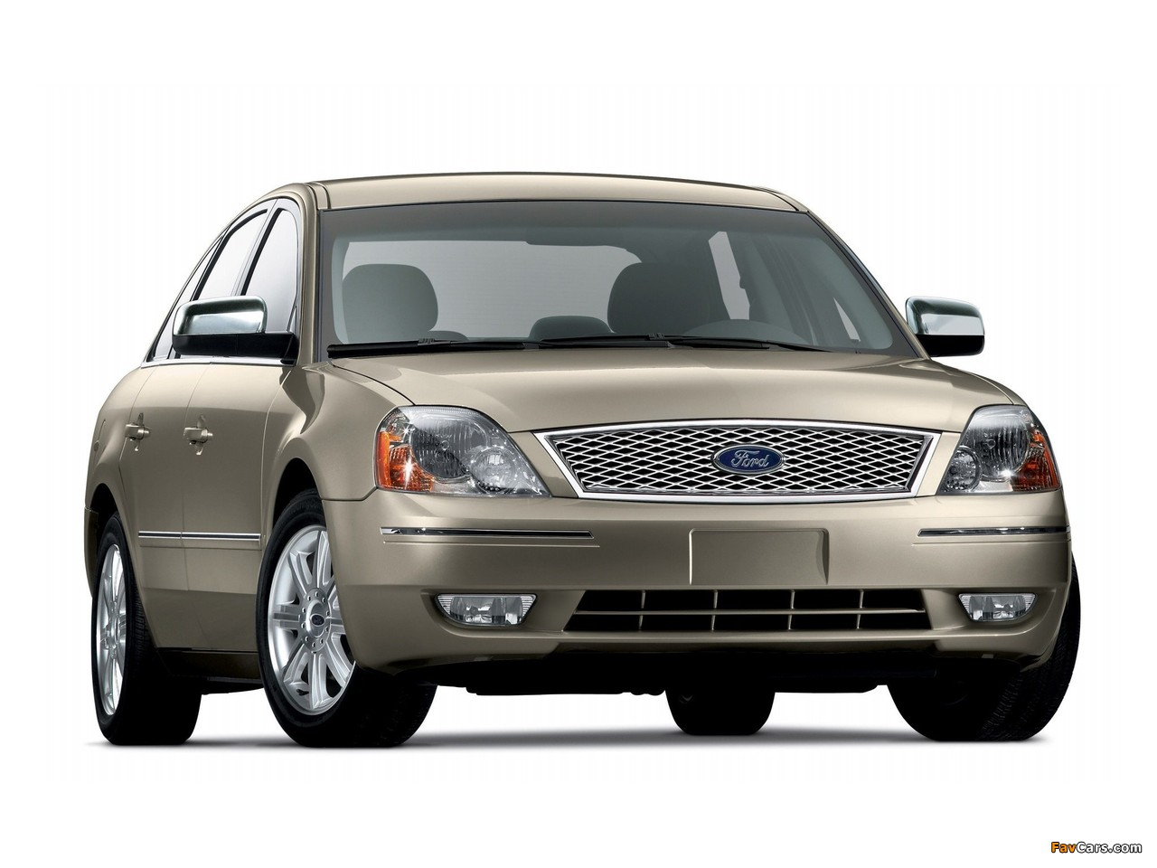 Ford Five Hundred (D258) 2004–07 photos (1280 x 960)