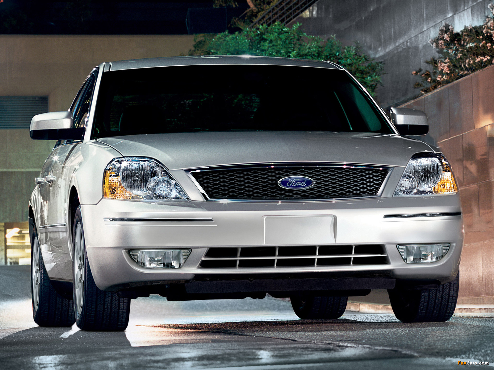 Photos of Ford Five Hundred (D258) 2004–07 (1600 x 1200)
