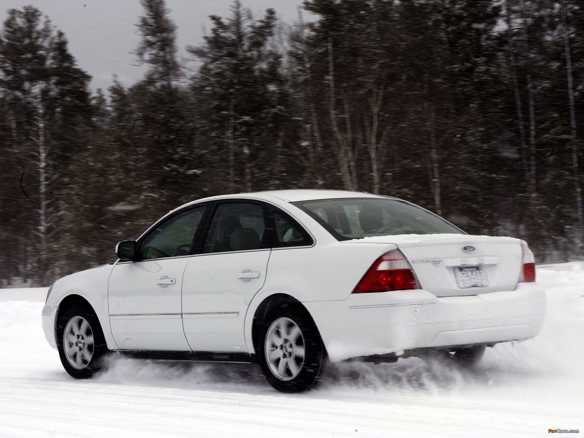 Photos of Ford Five Hundred (D258) 2004–07 (1920 x 1440)