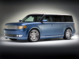 Foose Design Ford Flex 2008–12 pictures