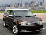 Ford Flex 2008–12 pictures