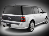 Ford Flex Titanium 2011–12 images