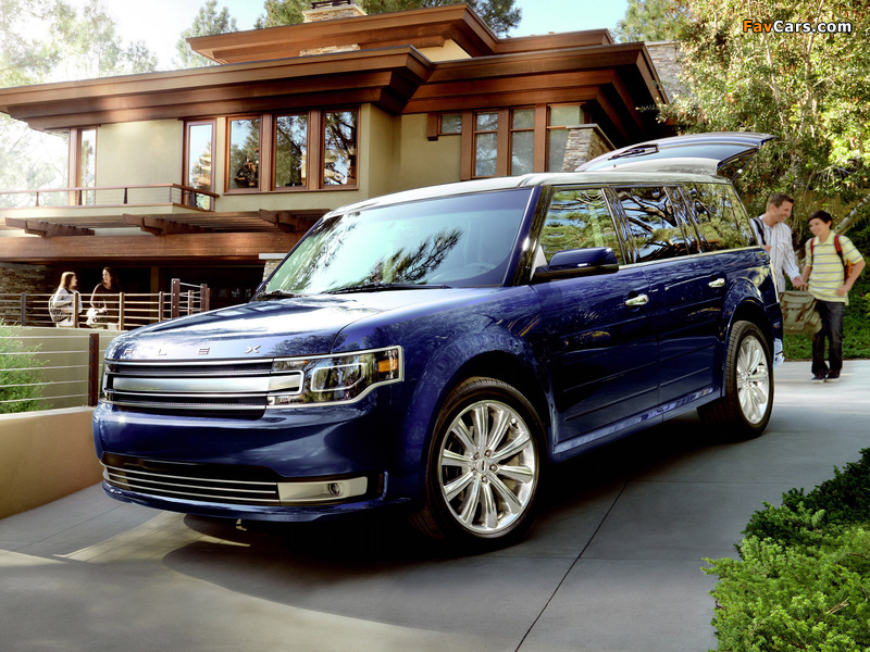 Ford Flex 2012 pictures (800 x 600)