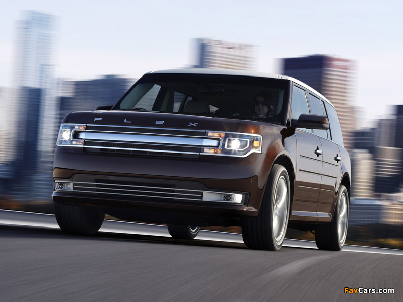 Images of Ford Flex 2012 (800 x 600)