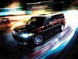 Photos of Ford Flex 2008–12