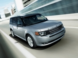 Photos of Ford Flex Titanium 2011–12