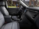Photos of Ford Flex Titanium 2011–12