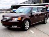 Pictures of Ford Flex 2008–12