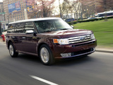 Ford Flex 2008–12 wallpapers