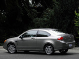 Ford Focus Coupe 2007–10 images