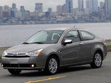 Ford Focus Coupe 2007–10 photos
